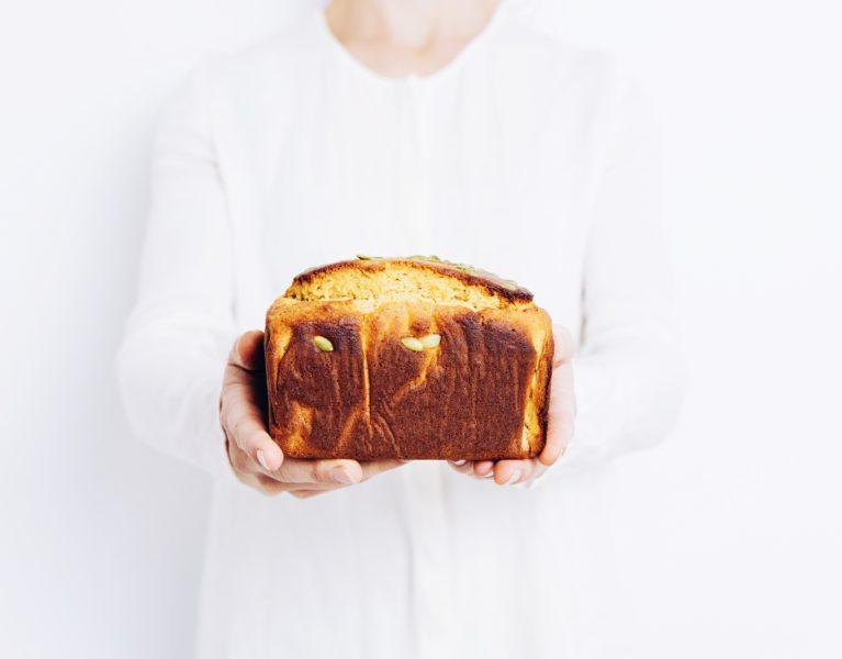 BONEN, cake van bonen
