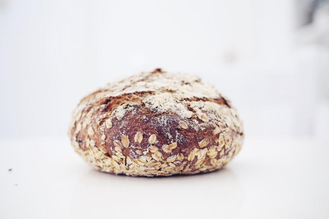 boekweit haver panbrood